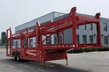 天威达13.8米16.8吨2轴车辆运输半挂车(LTW9251TCL)