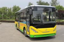 8米|13-25座北方纯电动城市客车(BFC6809GBEV9)