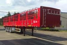 骏通12.5米30.6吨3轴仓栅式运输半挂车(JF9407CCYK)
