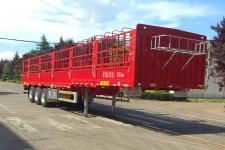 骏通12.5米30.6吨3轴仓栅式运输半挂车(JF9407CCYEK)