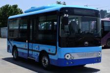 6米|11-14座宇通纯电动城市客车(ZK6605BEVG1)