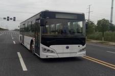 10.5米|20-40座紫象纯电动城市客车(HQK6109BEVB25)