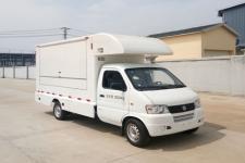 程力威牌CLW5030XSHD5型售貨車