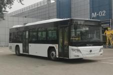 10.5米福田BJ6105EVCA-41纯电动城市客车