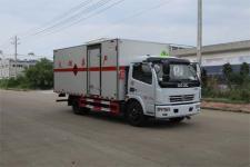 天威缘国五单桥厢式货车129-170马力5-10吨(TWY5110XRQE5)