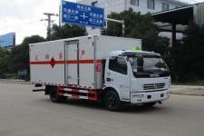 東風多利卡易燃液體廂式運輸車廠家直銷價格