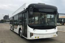10.5米|21-33座中植汽车纯电动低入口城市客车(CDL6101URBEV1)