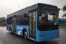 10.5米|17-36座中国中车插电式混合动力城市客车(CA6106URHEV80)