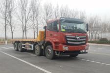 图强前四后八平板自卸车国五310马力(TQP3310DMPKC-AD)