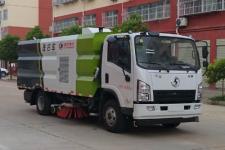 陕汽国六洗扫车价格
