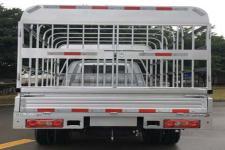 鑫源牌JKC5030CCY-DG5E型仓栅式运输车图片