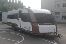 鹰力7.9米00.2吨1轴旅居挂车(LYF9020XLJ)