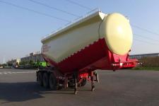 龙星汇8.9米33.2吨3轴下灰半挂车(HLV9400GXH)