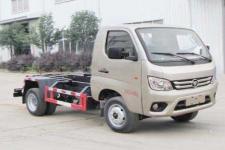 国六福田小型勾臂式垃圾车价格