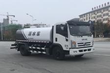 国六东风多利卡10吨洒水车价格