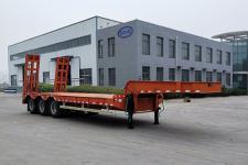 冠亚达10.5米31吨3轴低平板半挂车(GYD9402TDP)