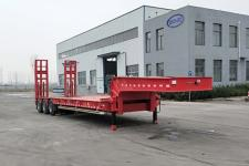 辰陆10.6米29吨6轴低平板半挂车(LJT9402TDPXZ)