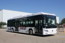 12米|22-37座福田燃料电池低入口城市客车(BJ6123FCEVCH-3)