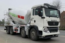 重汽豪沃T5G 12至15方水泥搅拌车厂家直销