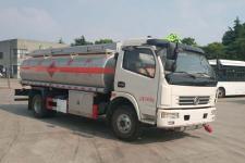 东风多利卡8吨流动移动加油油罐车价格