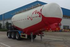 骏通8.5米33吨3轴下灰半挂车(JF9405GXHA)