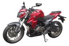 豪爵牌HJ300型两轮摩托车