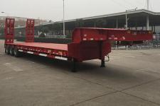 华骏12.5米29.9吨6轴低平板半挂车(ZCZ9408TDPJ)