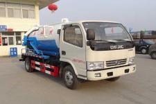 虹宇牌HYS5070GXWE6型吸污车