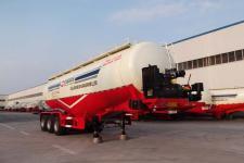 杨嘉9.9米30.9吨3轴下灰半挂车(LHL9406GXH)