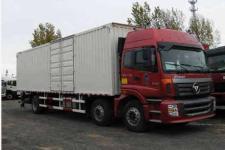福田欧曼国五其它厢式运输车211-409马力10-15吨(BJ5257XXY-XA)
