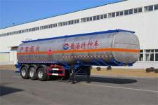 黄海牌DD9407GRY型易燃液体罐式运输半挂车图片