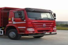 豪沃牌ZZ3257N3647E1型自卸汽车图片