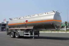 華威馳樂10米29噸2鋁合金運油半掛車