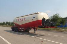中基华烁10.2米30.8吨3轴下灰半挂车(XHS9400GXH)