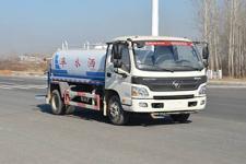 国五福田欧马可8吨洒水车价格