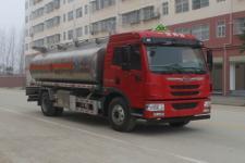 加油车价格解放J5虎v铝合金运油车