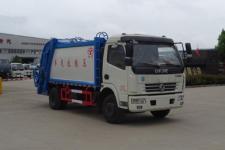 国五东风多利卡压缩式垃圾车