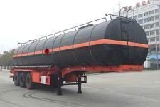 楚飞12米29.2吨3轴沥青运输半挂车(CLQ9401GLY)