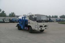 東風多利卡5方餐廚式垃圾車價格13607286060