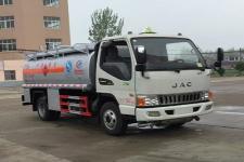 江淮国五5方加油车价格