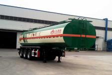 万事达10.2米31.5吨3轴易燃液体罐式运输半挂车(SDW9406GRYA)