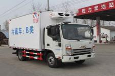 江淮国五B类冷藏车药品疫苗运输车厂家直销价格