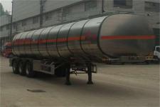 东风牌DFZ9403GRY型铝合金易燃液体罐式运输半挂车图片