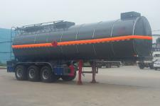 程力威10.7米29.3吨3轴沥青运输半挂车(CLW9401GLY)