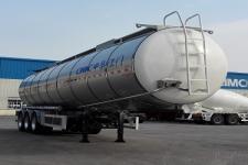 中集11.9米31.7吨3轴液态食品运输半挂车(ZJV9401GYSJM)