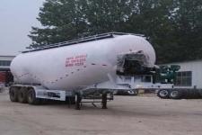 劲越10米30.1吨3轴下灰半挂车(LYD9401GXH)