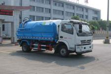 国五东风多利卡下水道疏通清洗车
