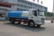 东风国五12吨洒水车价格