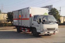 江铃国五4米2爆破器材运输车价格