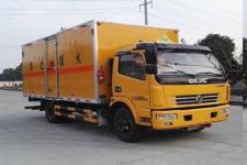 东风易燃气体厢式运输车价格直降8000
